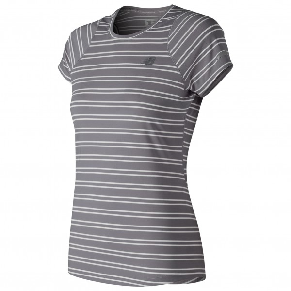 New Balance - Women's Seasonless S/S - Running shirt