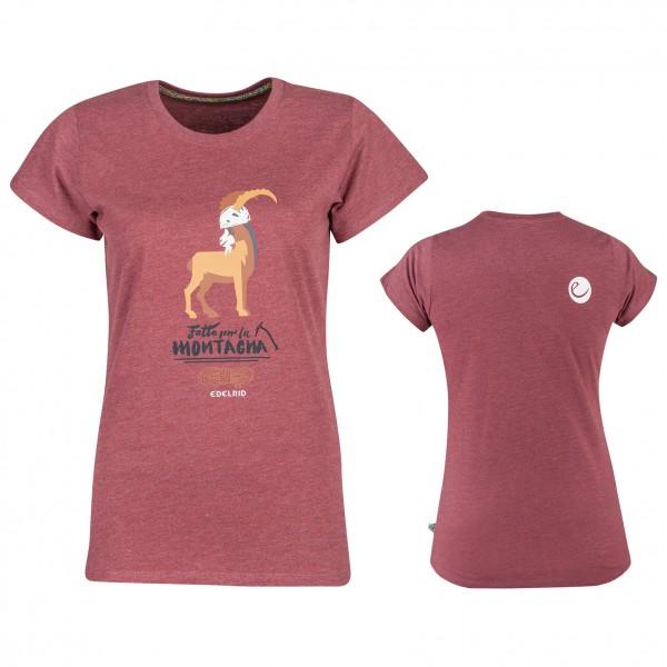 Edelrid - Women's Highball T II - Camiseta de manga corta