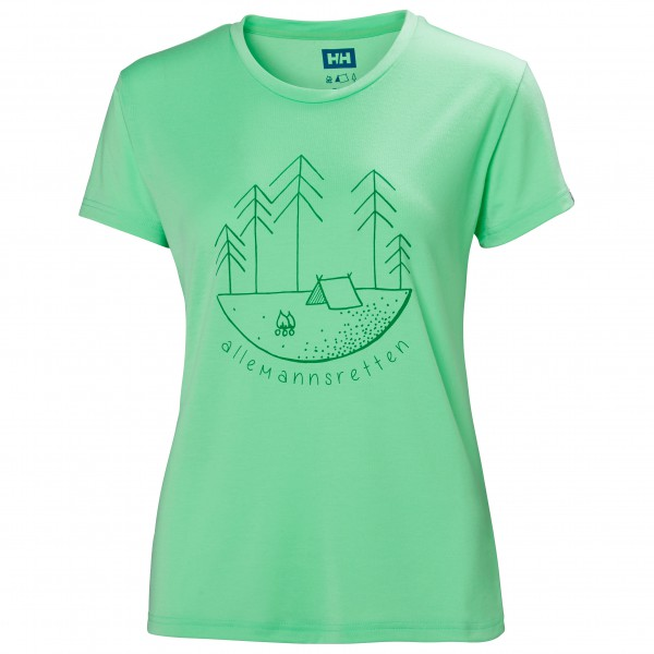 Helly Hansen - Women's Skog Graphic T-Shirt - Camiseta de manga corta