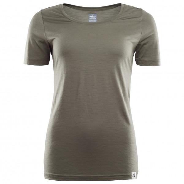 Aclima - Women's LightWool T-Shirt - T-paidat