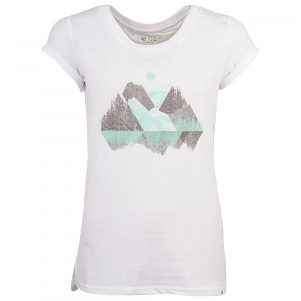 tentree - Women's Geo Mountain - T-skjorte