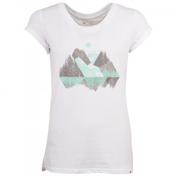 tentree - Women's Geo Mountain - T-paidat