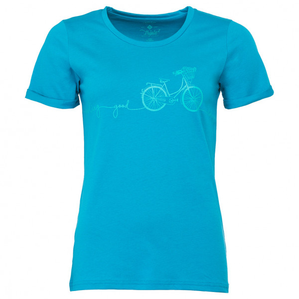 Triple2 - Laag T-Shirt Women - Bike - T-shirt