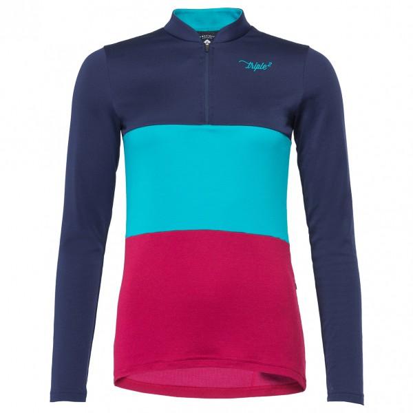 Triple2 - Swet Merino Jersey Women L/S - Sport shirt