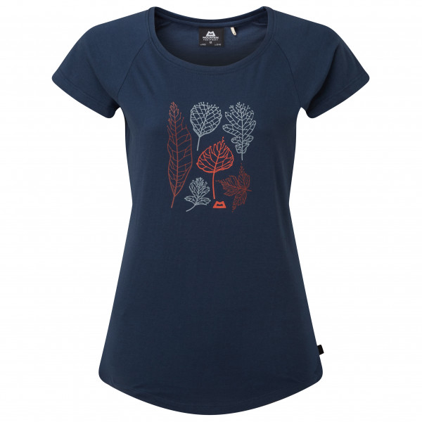 Mountain Equipment - Women's Leaf Tee - T-Shirt