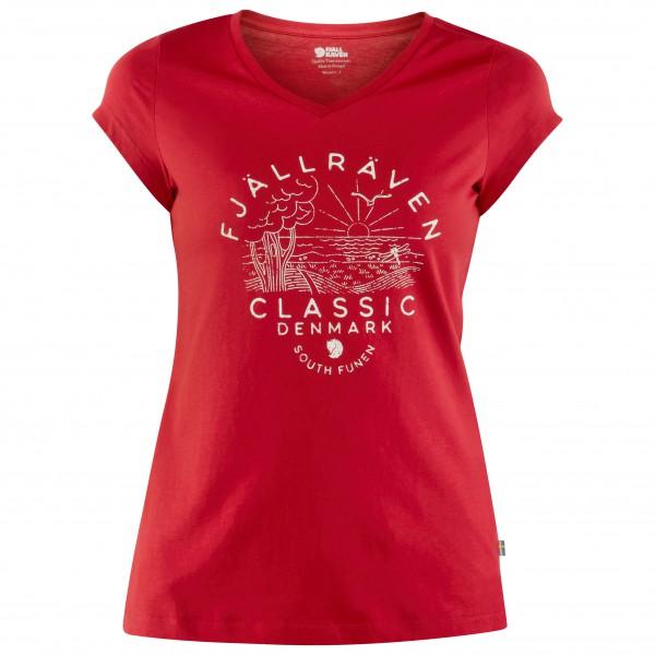 Fjällräven - Women's Classic Danmark T-Shirt