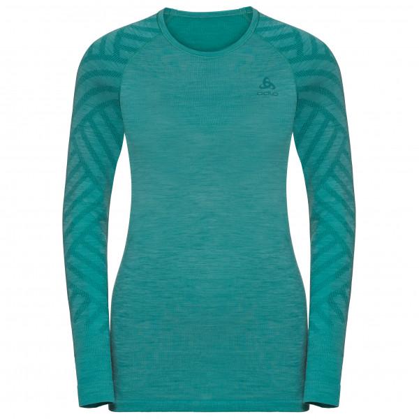 Odlo - Women's BL Top Crew Neck L/S Kinship Seamless - Sport-T-shirt