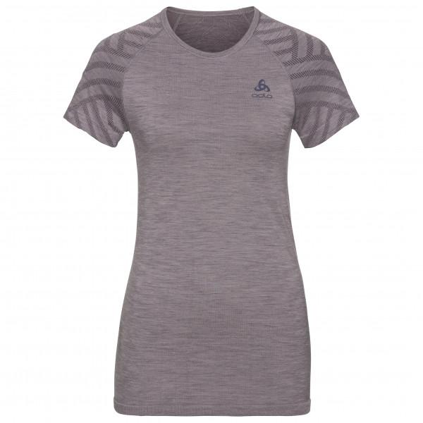 Odlo - Women's BL Top Crew Neck S/S Kinship Seamless - Funktionsshirt