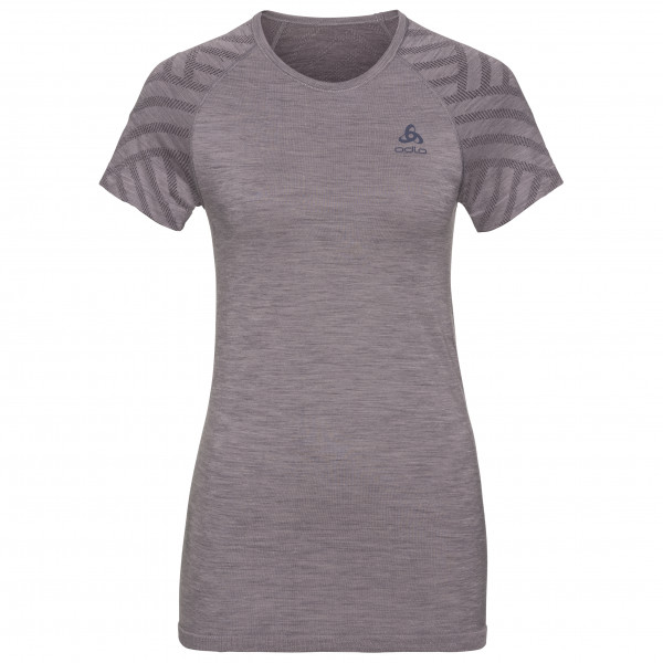 Odlo - Women's BL Top Crew Neck S/S Kinship Seamless - Funktionsshirt