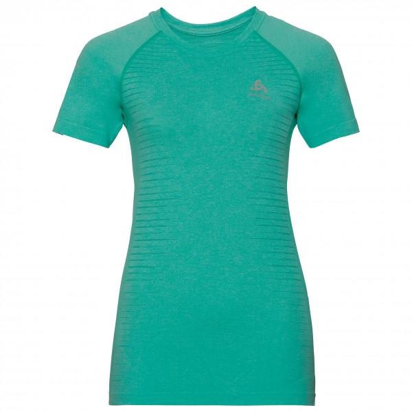 Odlo - Women's BL Top Crew Neck S/S Seamless Element - Sport shirt