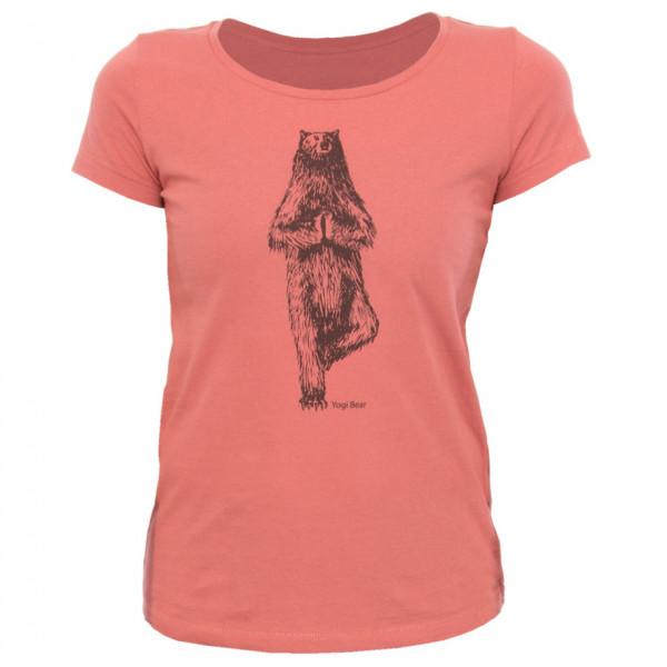 3RD Rock - Women's Yogibear T-Shirt