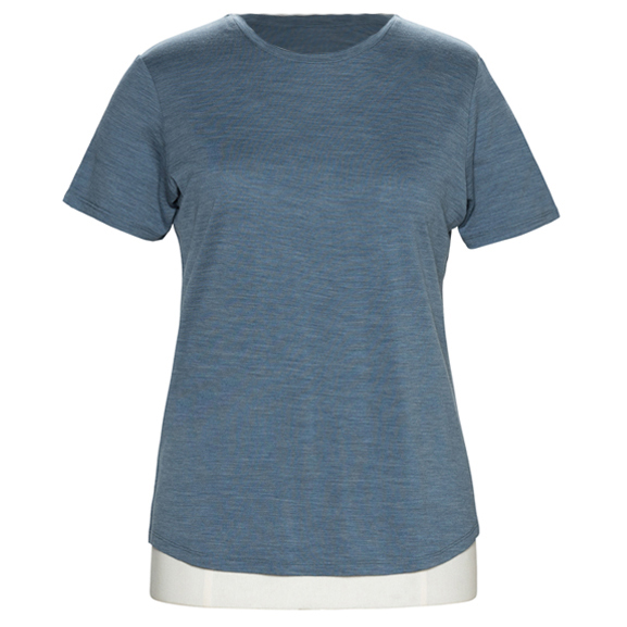 Alchemy Equipment - Women's 180GSM Merino Relaxed Tee - T-shirt