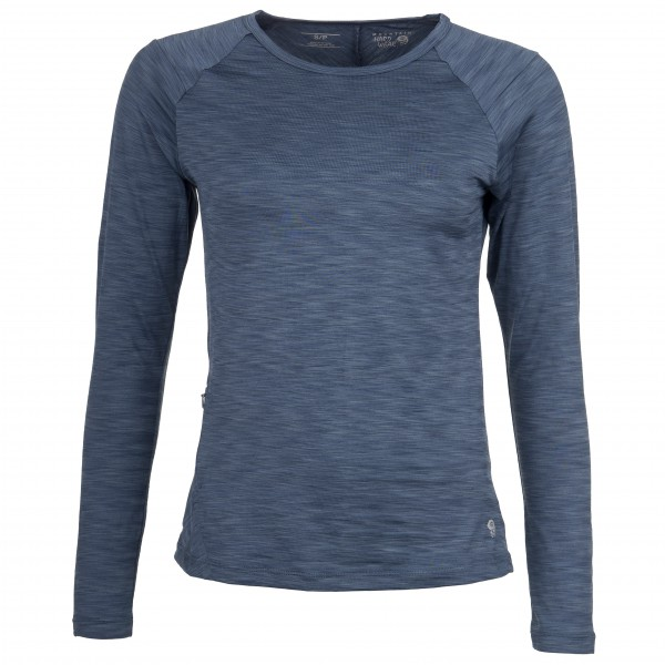 Mountain Hardwear - Women's Mighty Stripe Long Sleeve T - Maglia a manica lunga
