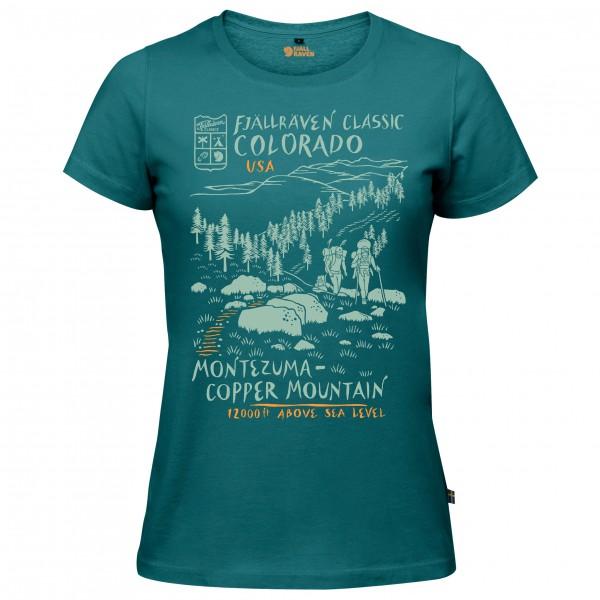 Fjällräven - Women's Classic US T-Shirt
