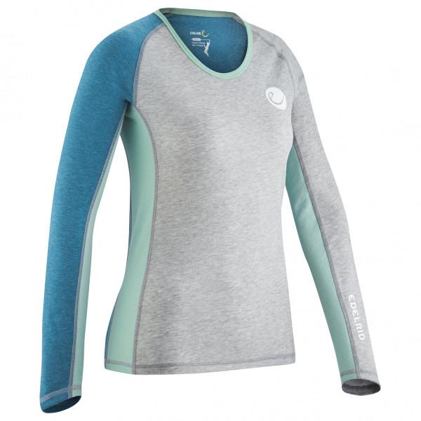 Edelrid - Women's Ascender L/S - Funksjonsshirt