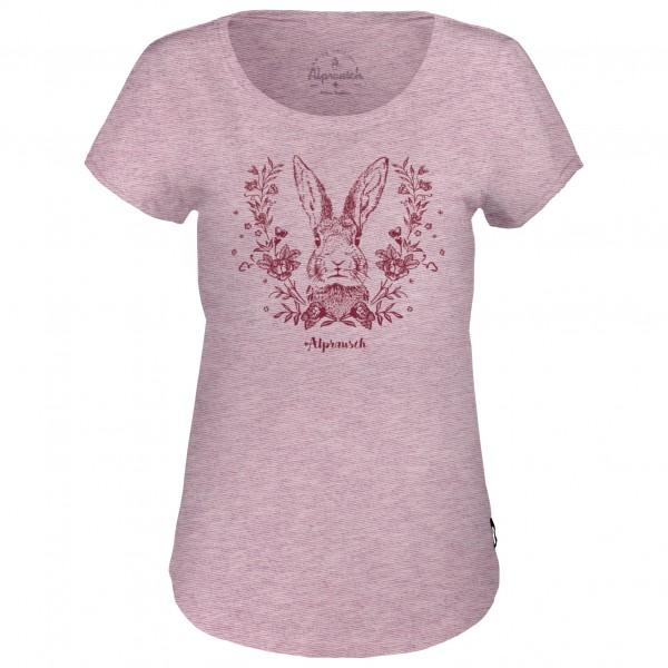 Alprausch - Women's Hasi T-Shirt - T-shirt