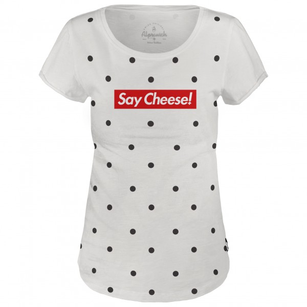 Alprausch - Women's Pünktli-Chäs T-Shirt