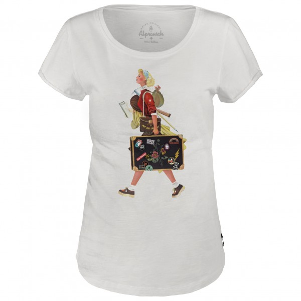Alprausch - Women's Wanderfrau T-Shirt