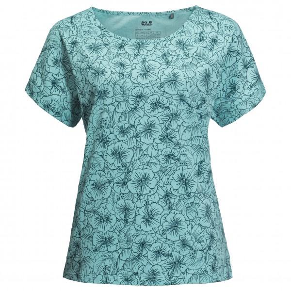 Jack Wolfskin - Women's Hibiscus Flower T - T-shirt