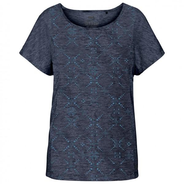 Jack Wolfskin - Women's Moro Maori T - T-skjorte