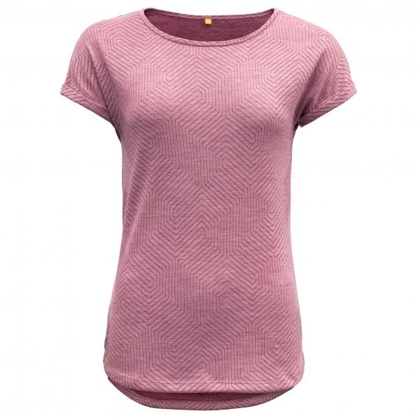Devold - Women's Trollstigen Woman Top - T-skjorte