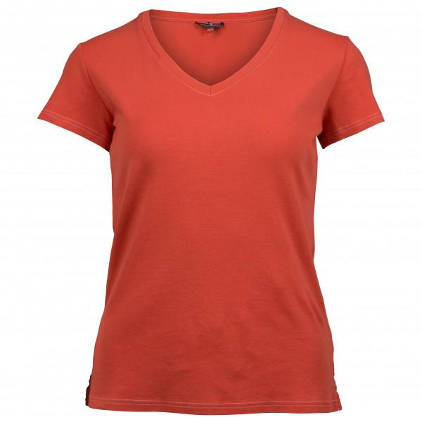 Amundsen Sports - Women's Summer Wool Tees Garment Dyed - T-skjorte