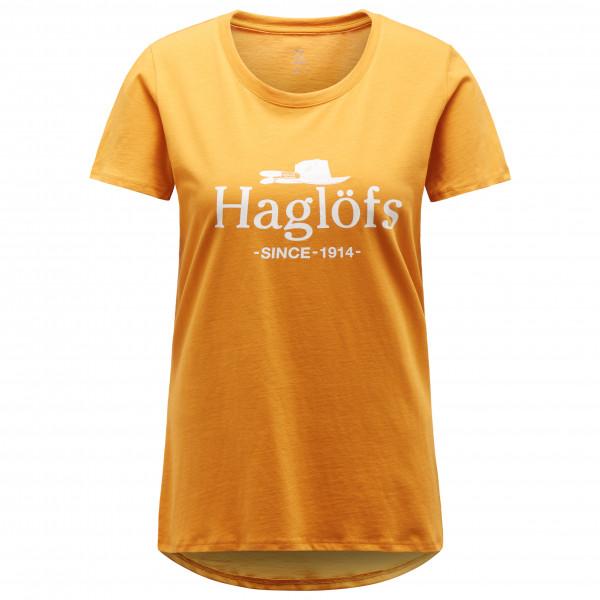 Haglöfs - Women's Mirth Tee - T-paidat