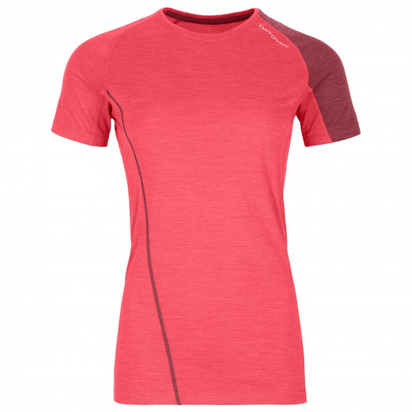 Ortovox - Women's 120 Cool Tec Fast Forward T-Shirt - Tekninen paita
