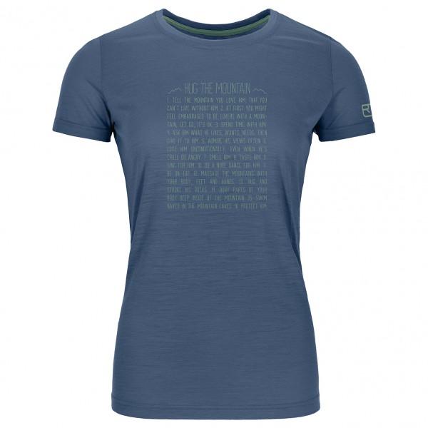 Ortovox - Women's 150 Cool Rules T-Shirt - T-paidat