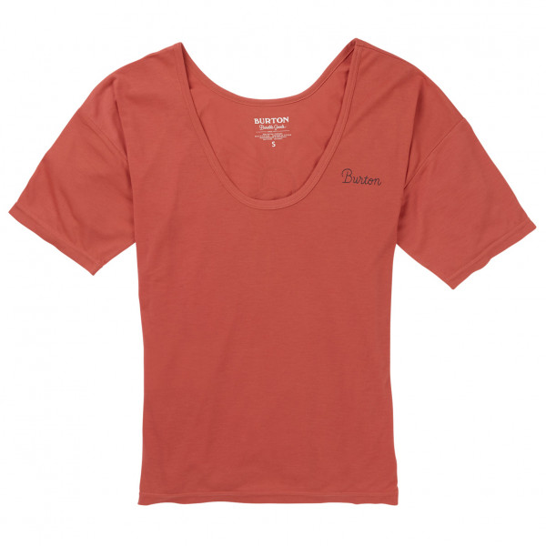 Burton - Women's Luxemore Scoop Tee - T-shirt