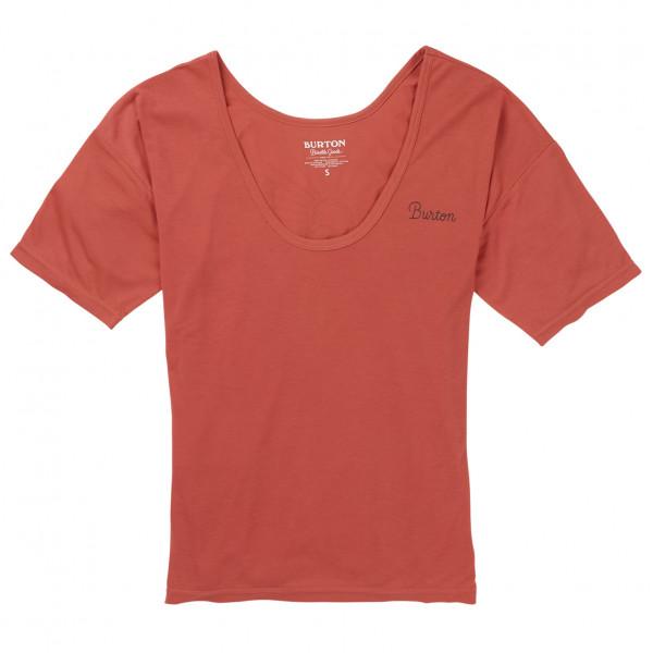 Burton - Women's Luxemore Scoop Tee - T-shirt