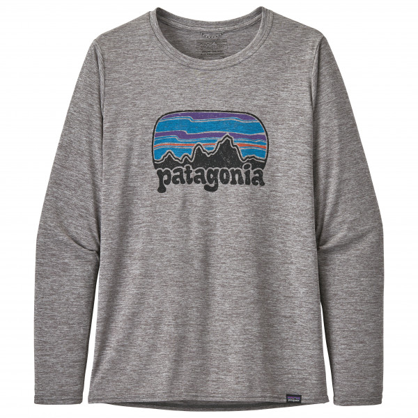 Patagonia - Women's L/S Cap Cool Daily Graphic Shirt - Longsleeve