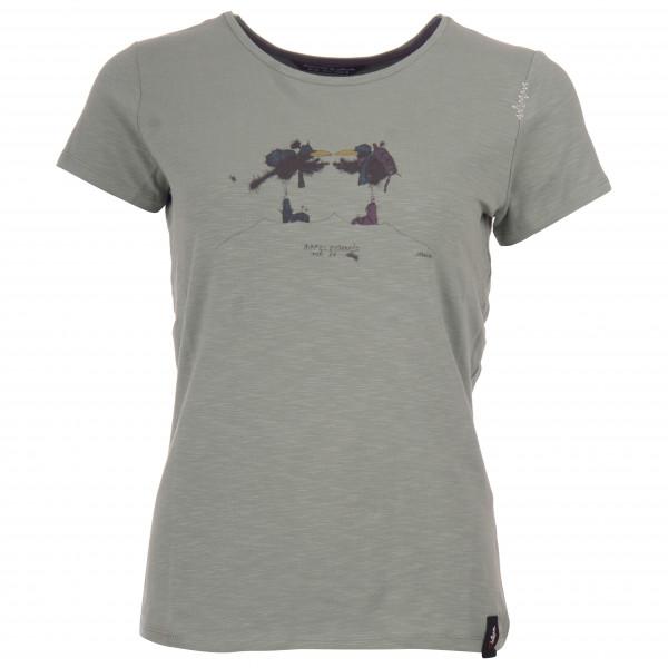 Chillaz - Women's Gandia Gipfelstürmer Green - T-shirt