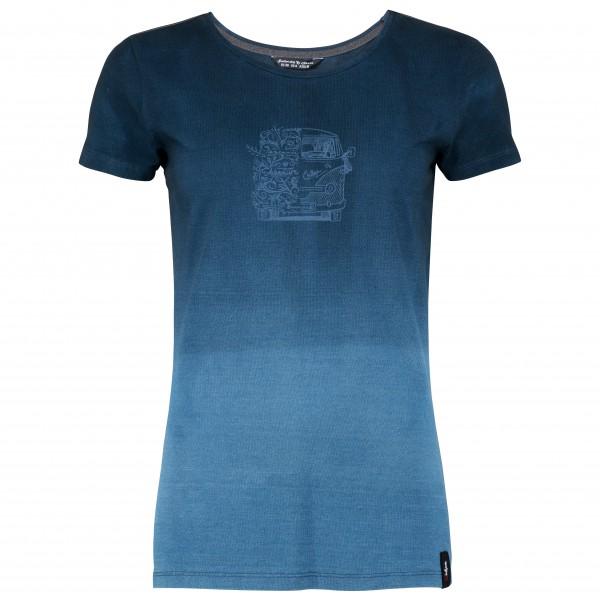Chillaz - Women's Gandia Lettering Bus Cotton - T-shirt