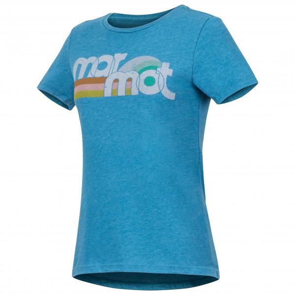 Marmot - Women's Oceanside Tee S/S - T-skjorte