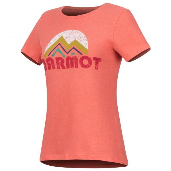 Marmot - Women's Pt Reyes Tee S/S - T-skjorte