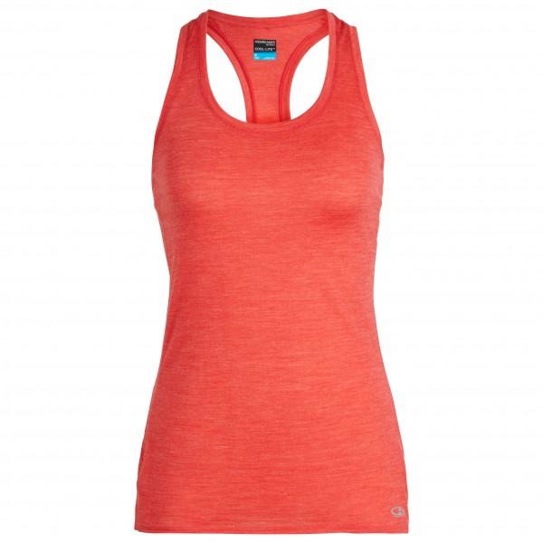 Icebreaker - Women's Amplify Racerback Tank - Sport shirt
