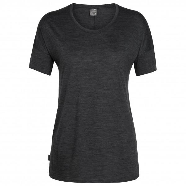 Icebreaker - Women's Solace S/S Low Crewe - T-Shirt