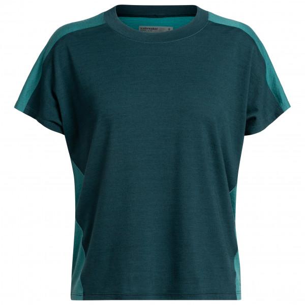 Icebreaker - Women's Kinetica S/S Crewe - T-shirt