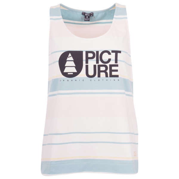 Picture - Women's BASEMNT PALE BL - Top