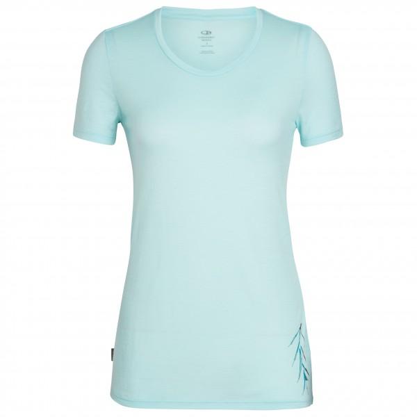 Icebreaker - Women's Tech Lite S/S Low Crewe Panax - T-shirt