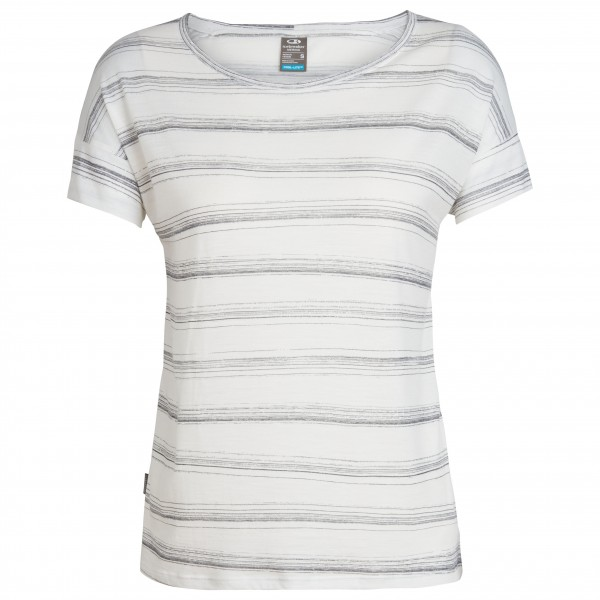 Icebreaker - Women's Via S/S Scoop - T-paidat