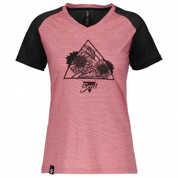 Scott - Women's Shirt Trail Flow Raglan S/Sl - Sport shirt