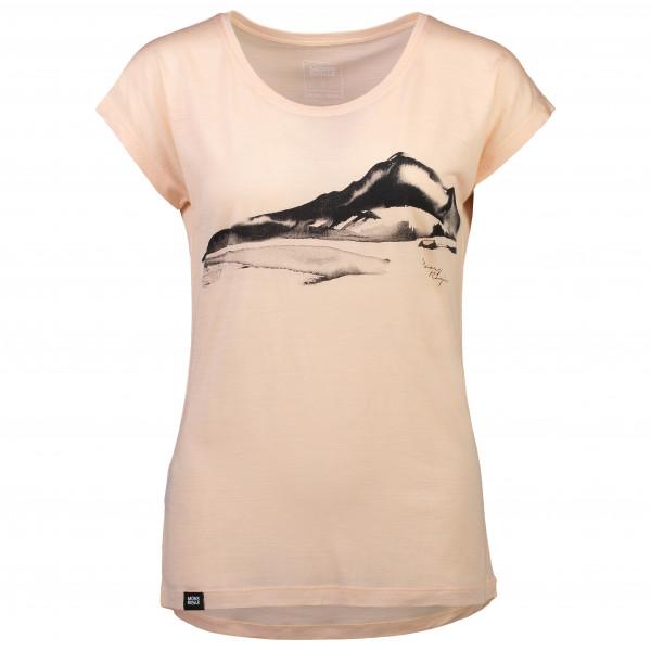Mons Royale - Women's Estelle Cap Tee - T-shirt