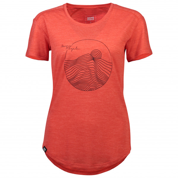 Mons Royale - Women's Hillary Hike Tee - T-shirt