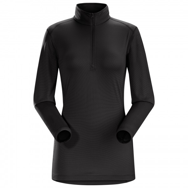 Arc'teryx - Women's Phase SL Zip Neck L/S - Funktionströja