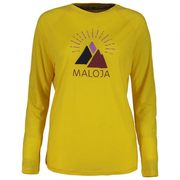 Maloja - Women's PlantaM. - Longsleeve