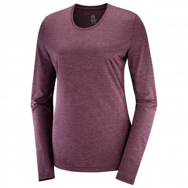Salomon - Women's Agile L/S Tee - Sport shirt