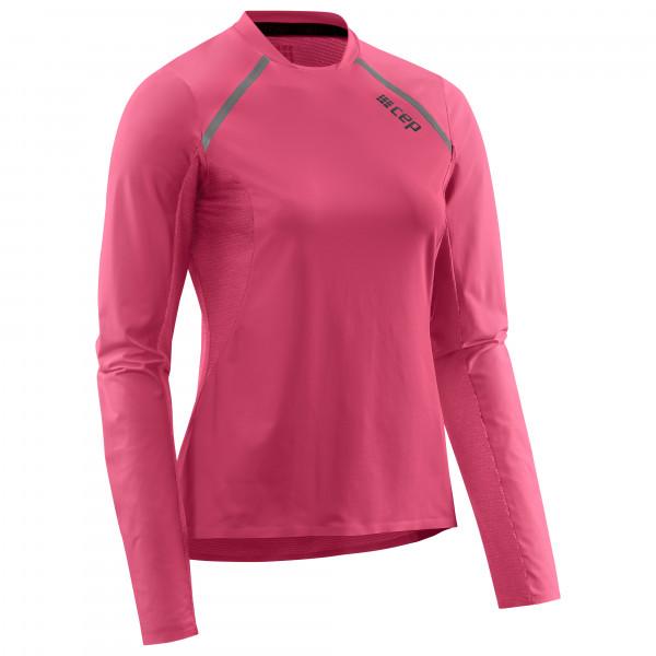 CEP - Women's Run L/S Shirt - Juoksupaita