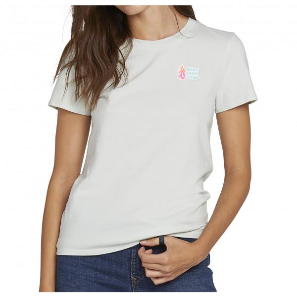 Volcom - Women's Stoked On Stone Tee - T-shirt